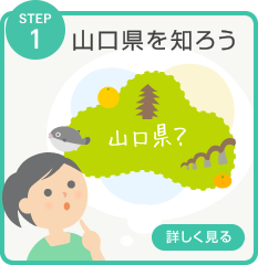 STEP1 山口県を知ろう